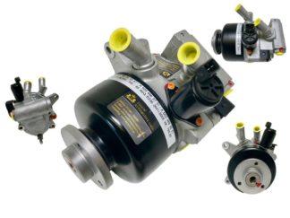 Servopumpe ABC Pumpe Mercedes SL 350 500 55 AMG R230 A0034662701 A0034665001