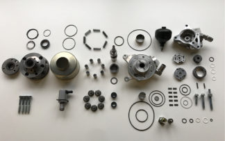 Hydraulikpumpe Mercedes 3. - 4. Generation