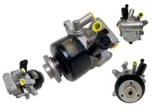 ABC Pumpe Servopumpe A0034664401 A0034665201 Mercedes S Klasse W220 Coupe C215 S-CL600 - 65 AMG V12 biturbo_regeneriert