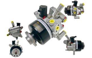 Servopumpe ABC Pumpe Mercedes S-CL W221-C216 SL55 AMG A0044665701 A0054667001