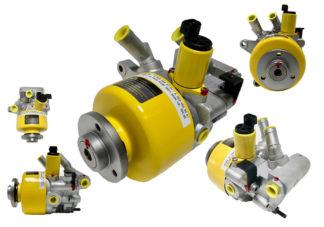 Servopumpe ABC Pumpe Mercedes SL350 500 55 AMG R230 A0034665001 A0034662701