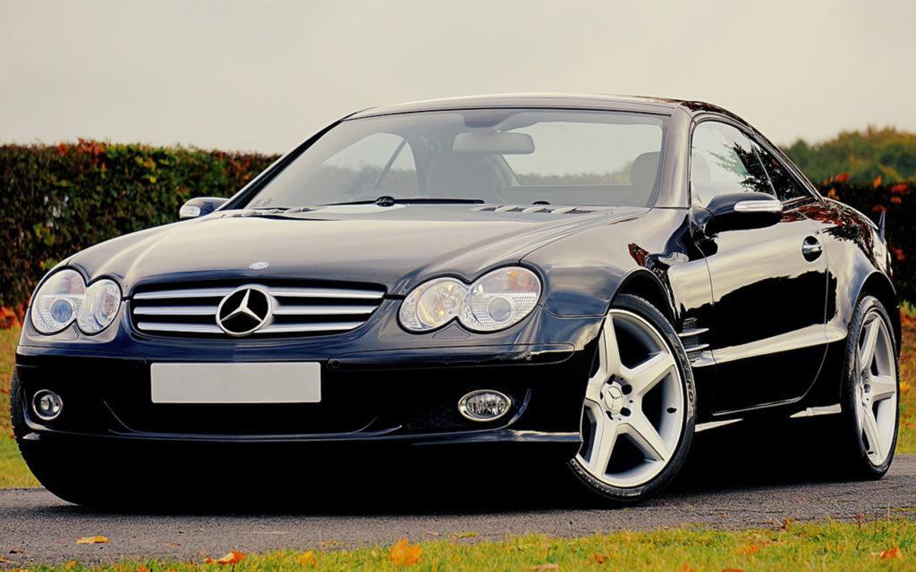 Mercedes-Benz R 230 (2001–2011)