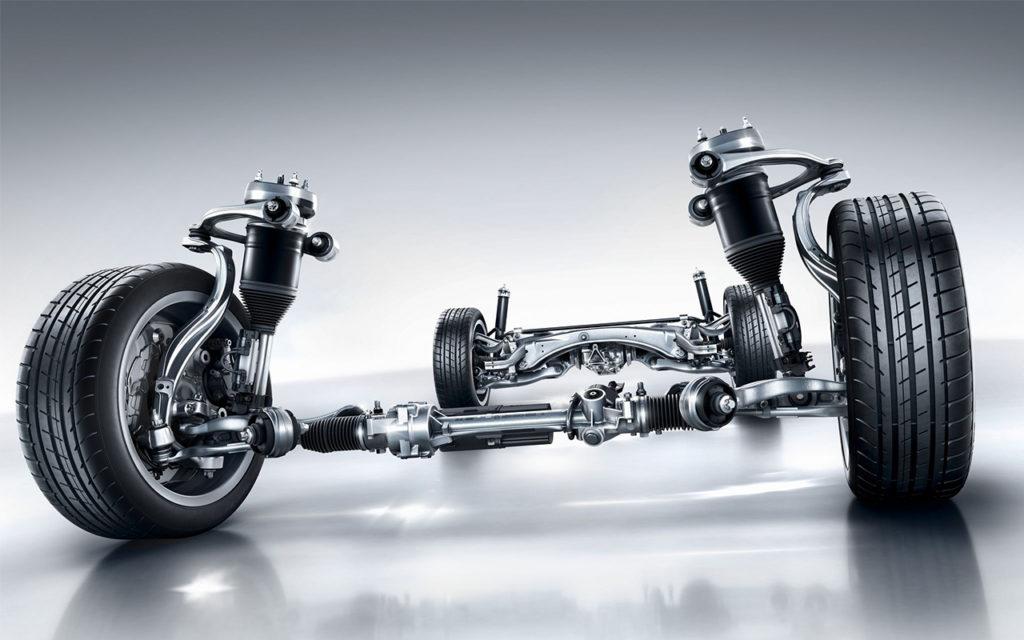 Airmatic Fahrwerk(Quelle Mercedes Benz)