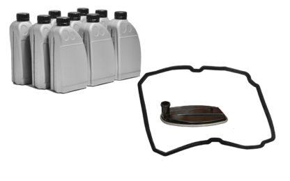 Getriebe Ölspülung