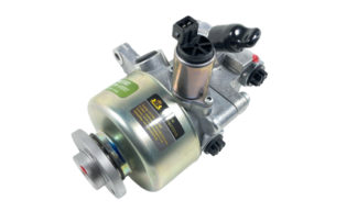 ABC Pumpe Servopumpe (MB-Neuteil) A0034662301 Mercedes S Klasse W220 400 CDI V8 biturbo Diesel